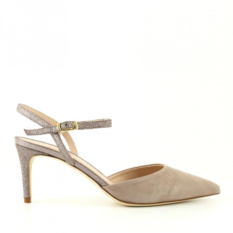 sandalo aperto chanel