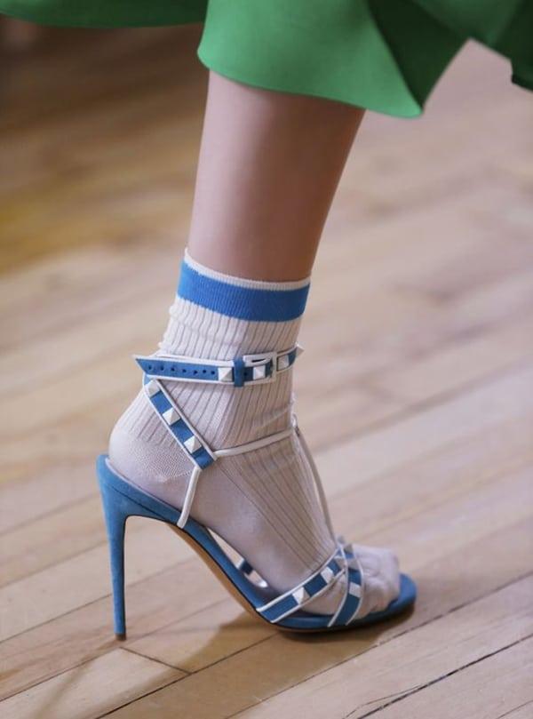 sandali calzini abbinamenti