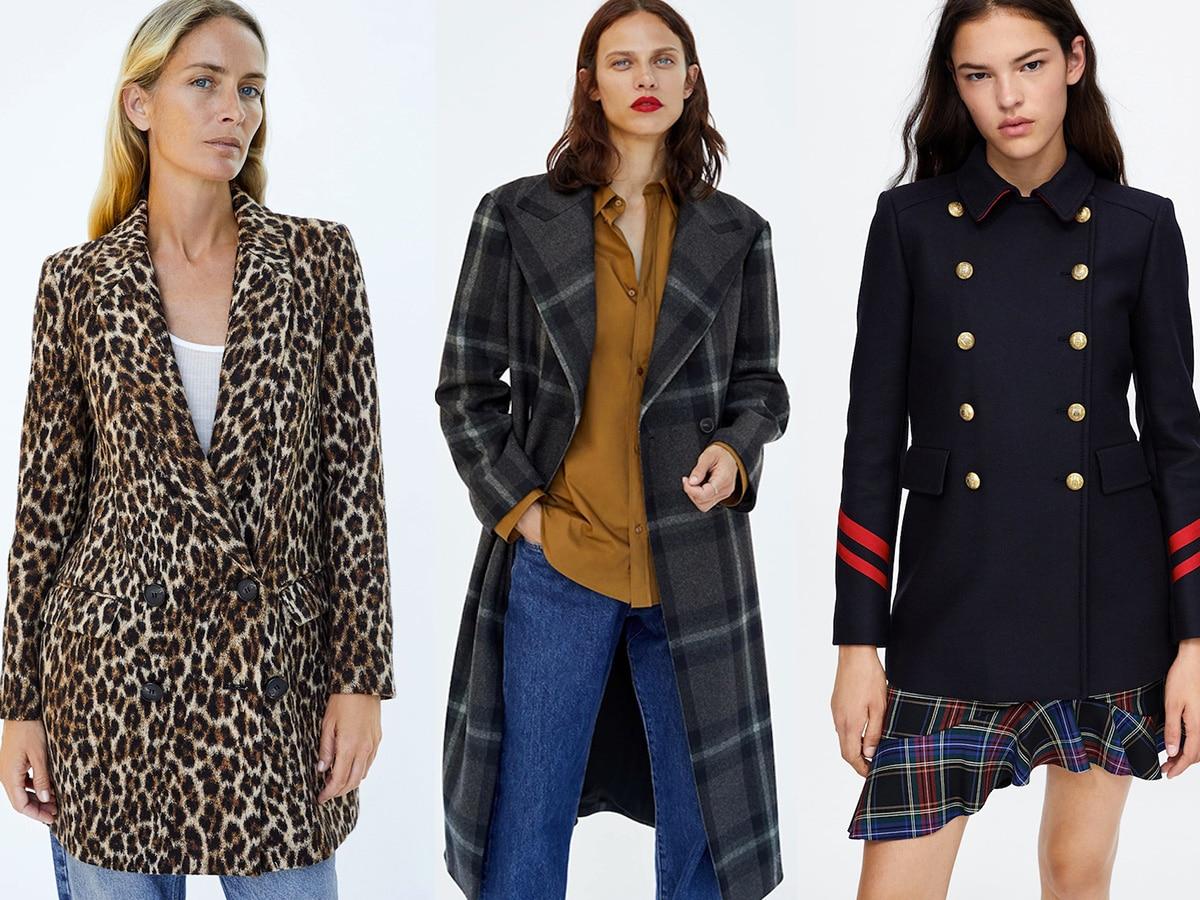 Cappotti Zara 2018: tutte le novità per l'autunno