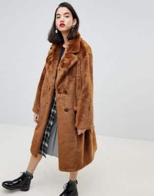 cappotto cammello