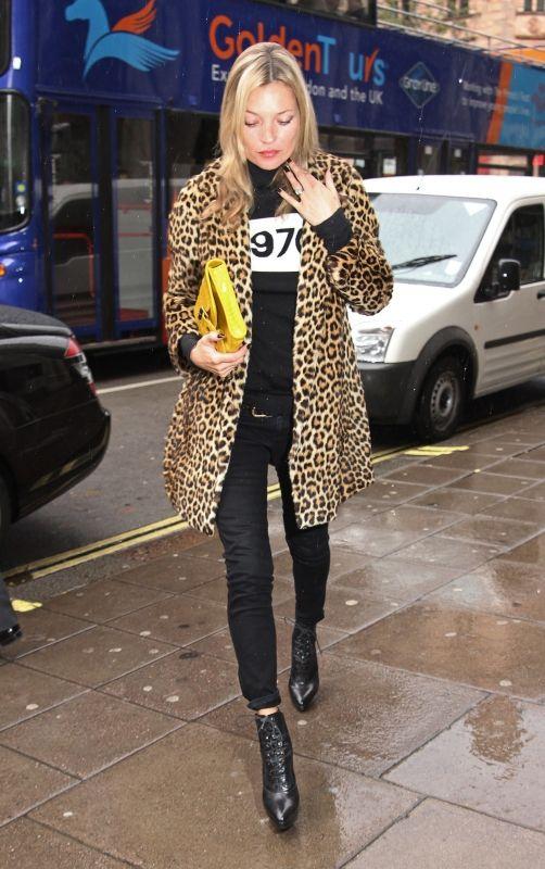 vestito leopardato abbinamenti outfit