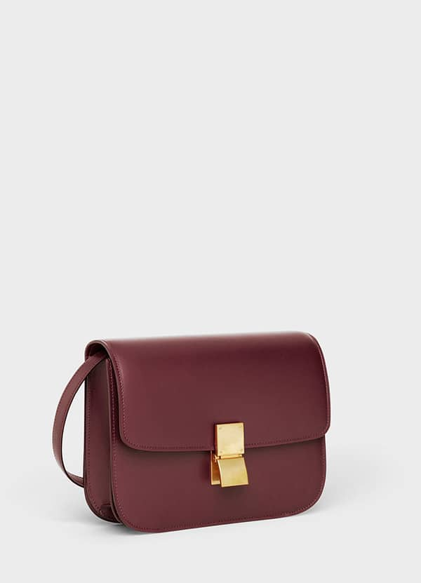 Celine box bag 2019