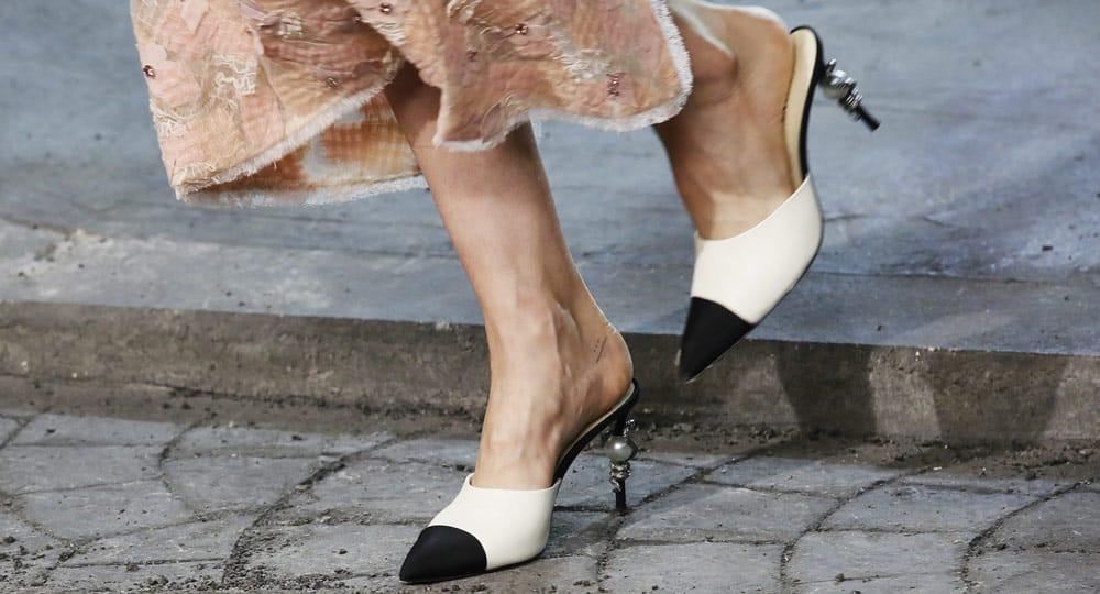 scarpe Chanel 2019
