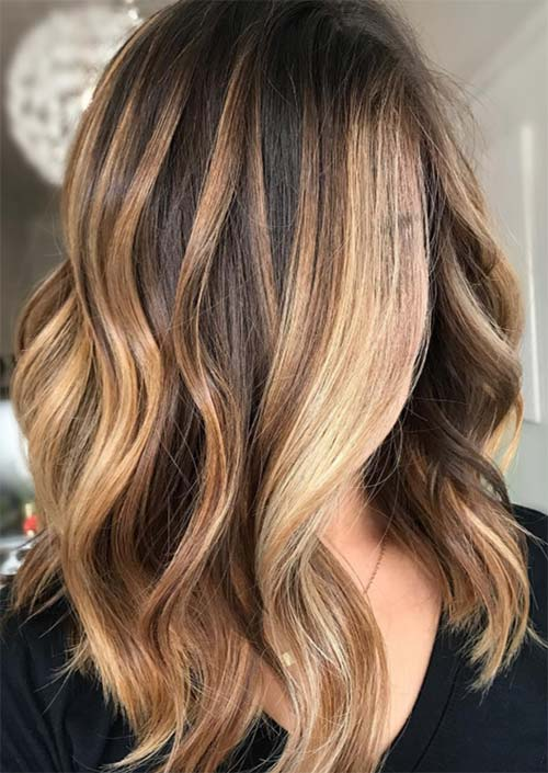 hair styles women medium length tagli capelli medi 2019 impulse 4418 | mid length medium length hairstyles haircuts for women32