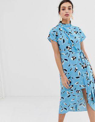 vestito blu
