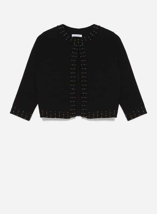 Motivi 2019 giacca corta tipo chanel