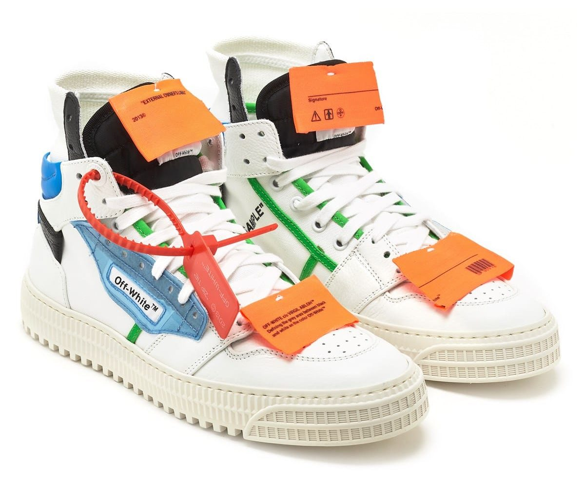 cintura nike off white
