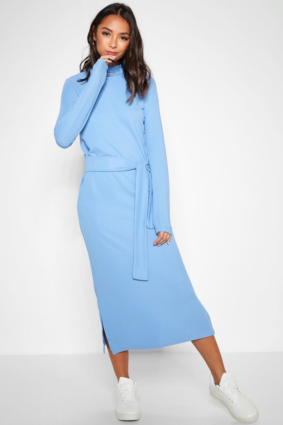 f97c775a1344 Azzurro  30 vestiti per la primavera 2019