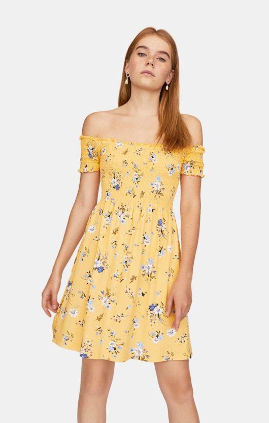 vestito corto estivo