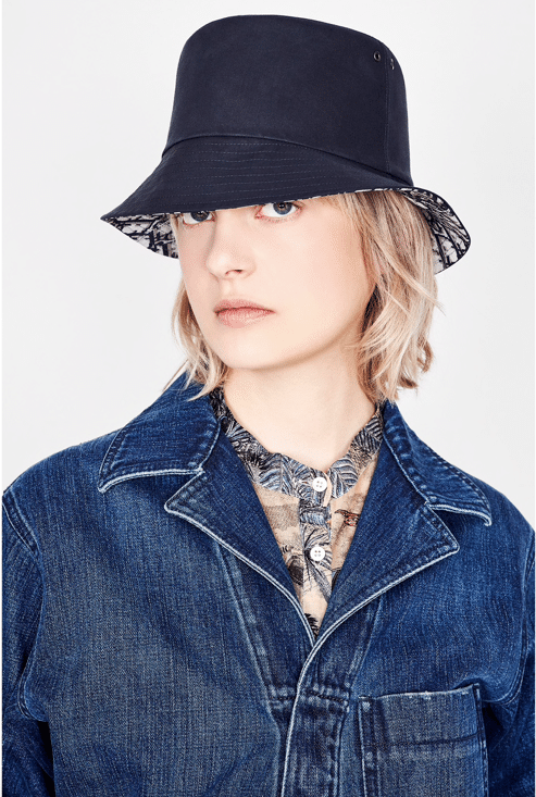 cappello Dior inverno 2020