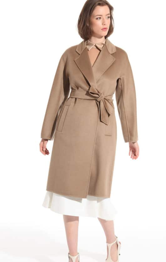cappotto cammello diffusione tessile