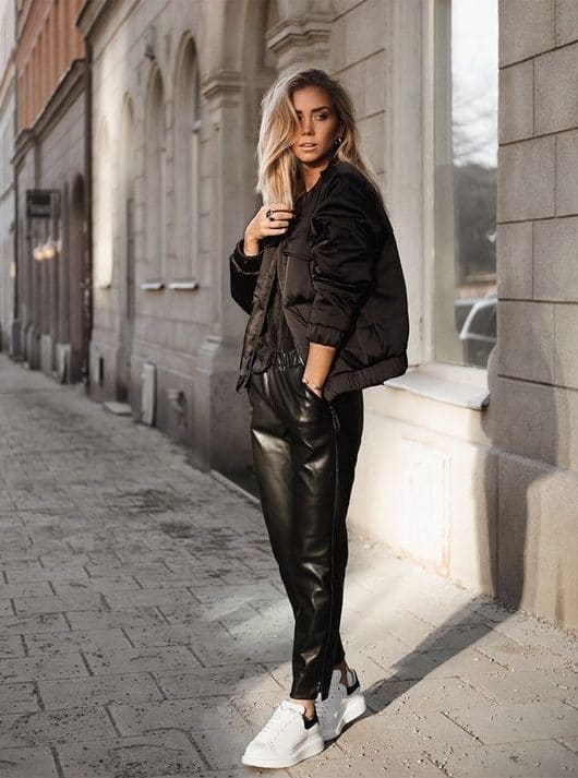 outfit invernale casual