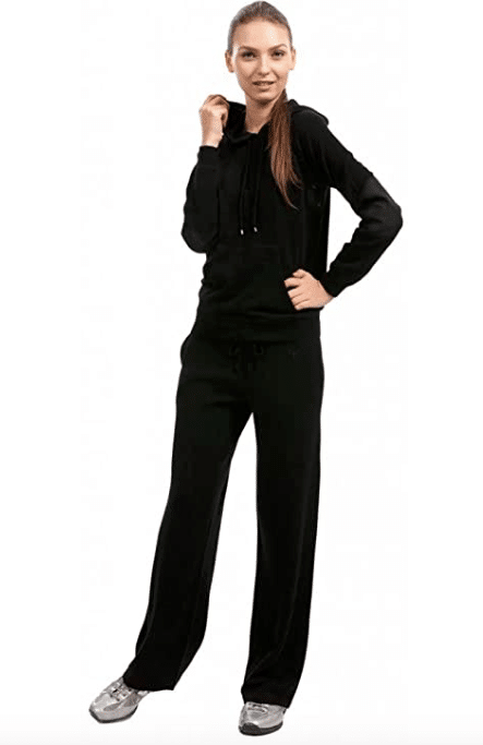 pantaloni cashmere amazon