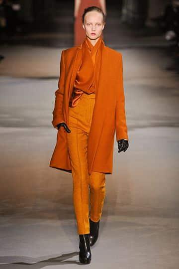 come abbinare arancione