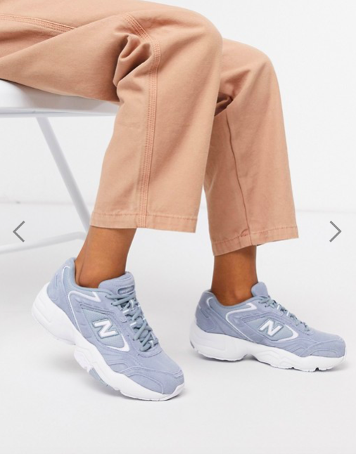 new balance donna