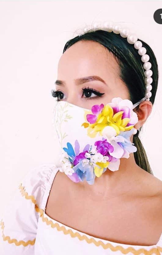 mascherina moda