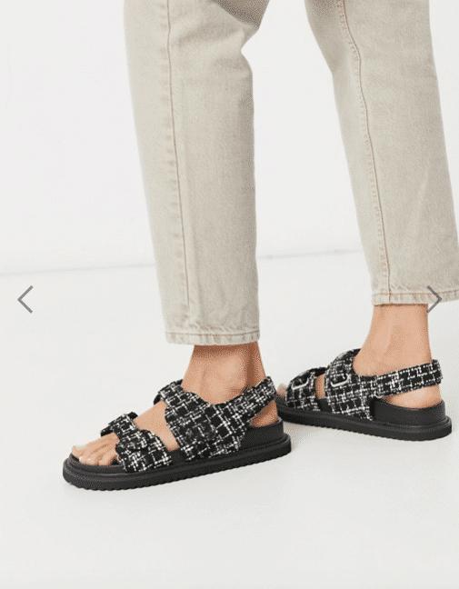sandali fasce 2020