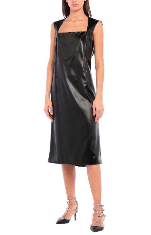 vestito nero estate 2020