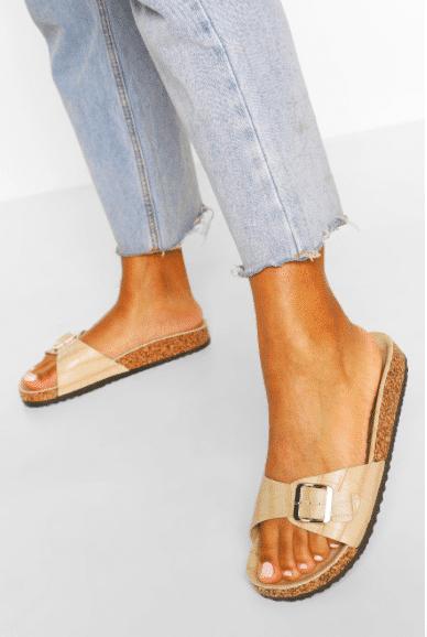 sandali fasce