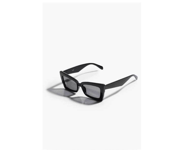 occhiali da sole squadrati