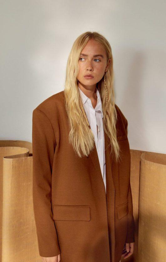 cappotto marrone inverno 2020