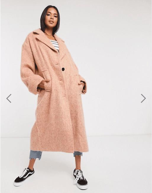 cappotto oversize inverno 2020