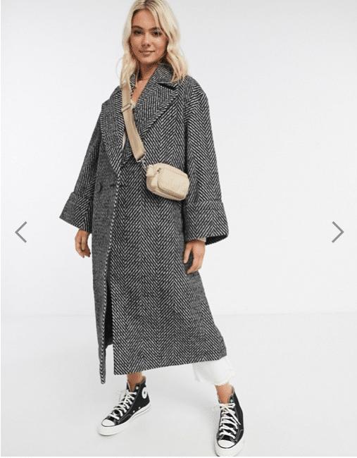 cappotto maschile 2020