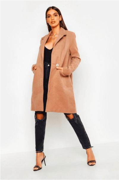 cappotto cammello economico